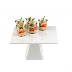 Patera na ciasto z melaminy<br />model: 566589<br />producent: Hendi