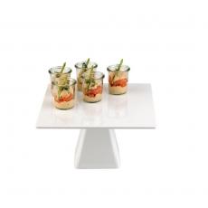 Patera na ciasto z melaminy<br />model: 566527<br />producent: Hendi