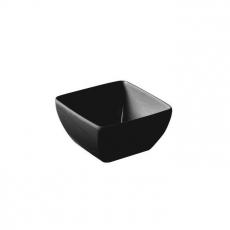 Miska kwadratowa z melaminy 25x25 cm<br />model: 566497<br />producent: Hendi