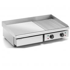Płyta grillowa elektryczna gładko-ryflowana Forgast<br />model: FG09104<br />producent: Forgast