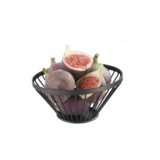Koszyczek na owoce czarny<br />model: 427095<br />producent: Hendi