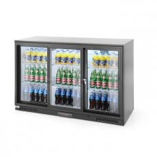 Lodówka barowa 3-drzwiowa na napoje 338 l<br />model: 235836<br />producent: Arktic