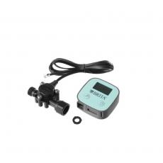 Elektroniczny licznik przepływu wody 10-100A<br />model: 1033041<br />producent: Hendi