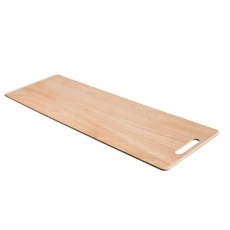 Deska drewniana do pizzy 800x400 mm<br />model: 617243<br />producent: Hendi