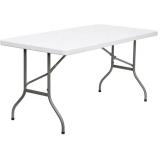 Stół cateringowy składany wym. 152x70x74 cm FG03803
