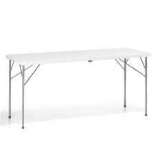 Stół cateringowy składany wym. 153,5x70x74 cm<br />model: FG03803<br />producent: Forgast