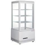 Witryna chłodnicza 78 l biała ProfiChef PC15247