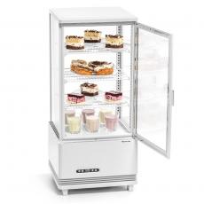 Witryna chłodnicza 78 l biała ProfiChef<br />model: PC15247<br />producent: ProfiChef