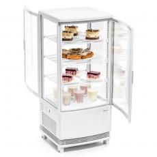 Witryna ekspozycyjna chłodnicza 86 l ProfiChef<br />model: PC15258<br />producent: ProfiChef