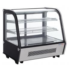 Witryna ekspozycyjna chłodnicza przeszklona 120 l ProfiChef<br />model: PC15311<br />producent: ProfiChef