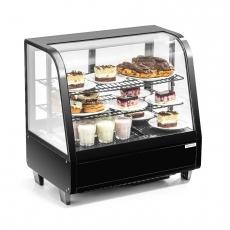 Witryna ekspozycyjna chłodnicza 100 l ProfiChef<br />model: PC15341<br />producent: ProfiChef