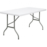 Stół cateringowy składany wym. 183x76x74 cm FG03801