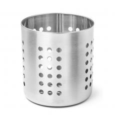 Pojemnik na sztućce stalowy śr. 12 cm<br />model: FG00303<br />producent: Forgast