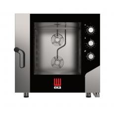 Piec konwekcyjno-parowy elektryczny Millenial Smart Bakery 6x600x400<br />model: MKF664S<br />producent: Hendi