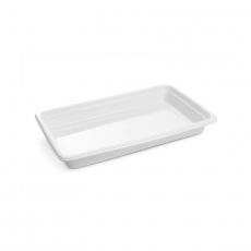 Pojemnik GN 1/1, gł. 6,5 cm porcelanowy biały<br />model: 783009<br />producent: Fine Dine