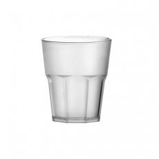 Szklanka z poliwęglanu transparentna<br />model: MB-20S<br />producent: Tom-Gast