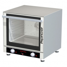 Piec konwekcyjny ProfiChef Bistro manualny<br />model: PCB21433/E1<br />producent: ProfiChef