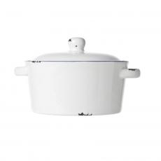 Naczynie na zupę z pokrywką Antoinette 13.4x16.5 cm<br />model: 4672017<br />producent: Fine Dine