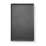 Taca z melaminy GN 1/3 czarna - 870259