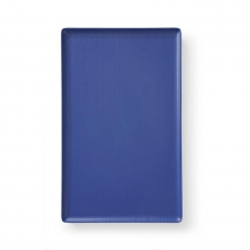 Taca z melaminy GN 1/2 niebieska<br />model: 870501<br />producent: Fine Dine