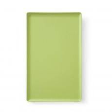 Taca z melaminy GN 1/2 zielona<br />model: 870600<br />producent: Fine Dine