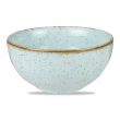 Miska porcelanowa Duck Egg Blue śr. 13.2 cm - SDESRBL61