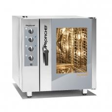 Piec piekarniczy elektryczny ProfiChef Alpha Bakeline 6x 600x400 mm<br />model: PCB01006<br />producent: ProfiChef