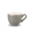 Filiżanka do espresso Peppercorn Grey Stonecast 90 ml SPGSCEB91