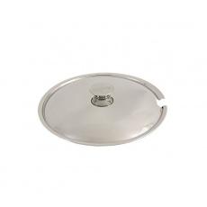 Pokrywka do wazy stalowej<br />model: 365241/E3<br />producent: Stalgast