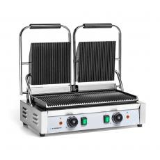 Grill kontaktowy podwójny<br />model: FG09202/E1<br />producent: Forgast