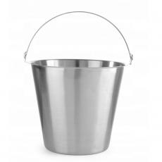 Wiadro bez pierścienia 12 l<br />model: 516744/E1<br />producent: Hendi