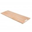 Deska drewniana do pizzy 800x400 mm  617243