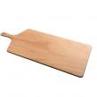 Drewniana deska do serwowania pizzy 400x600 mm - 616994