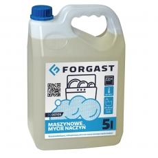 Płyn do mycia naczyń w zmywarkach gastronomicznych Forgast - poj. 5 l<br />model: FG00105<br />producent: Forgast