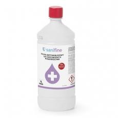 Płyn do dezynfekcji powierzchni Sanifine poj. 1 l<br />model: 237199<br />producent: Fine Dine