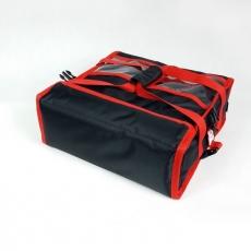 Torba termiczna na pizzę usztywniana - 4 pudełka 40x40 cm<br />model: T4MU/N<br />producent: Furmis