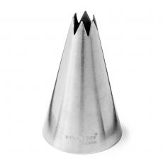 Końcówka do kremu gwiazdka 6 mm<br />model: FG11186<br />producent: Forgast
