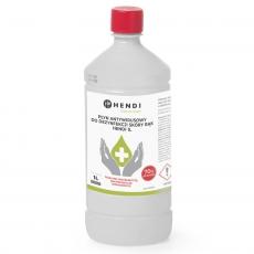 Płyn antywirusowy do dezynfekcji 1l<br />model: 237298<br />producent: Hendi