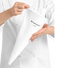 Worek do wyciskania kremu bawełniany dł. 40 cm<br />model: FG11728<br />producent: Forgast
