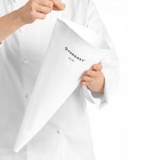 Worek do wyciskania kremu bawełniany dł. 45 cm<br />model: FG11729<br />producent: Forgast