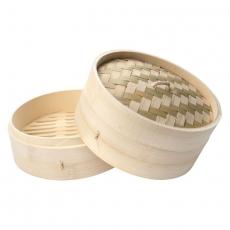 Sito bambusowe do gotowania na parze 15 cm<br />model: V-30060<br />producent: Verlo