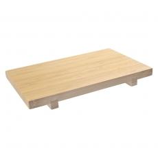 Deska do sushi 18x27,5 cm<br />model: V-30059<br />producent: Verlo