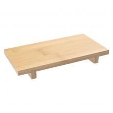 Deska do sushi 20x12 cm<br />model: V-30058<br />producent: Verlo
