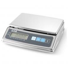 Waga z legalizacją, zakres do 5 kg<br />model: 580288<br />producent: Hendi