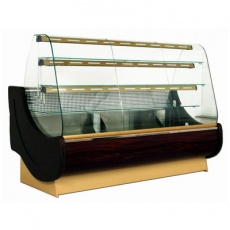 Witryna cukiernicza NUGATTI<br />model: C-1 NG 160/100<br />producent: Juka