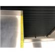 Stół nierdzewny ze zlewem 1-komorowym i półką  - E2040/1000/600/U1