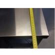 Basen nierdzewny 2-komorowy (gł. 40 cm) - E2820/1600/700/400/E1
