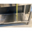 Stół nierdzewny ze zlewem 1-komorowym i półką - E2040/1500/600/E1