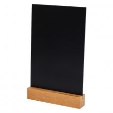 Tabliczka informacyjna MEZOS kredowa<br />model: V-99224<br />producent: Verlo