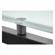 Stół bankietowy mobilny MEZOS blat szklany - VERLO / model - V-99221